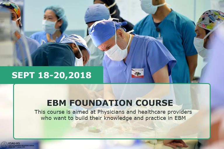 EBM Foundation Course